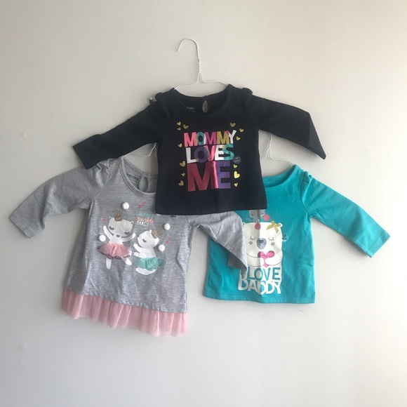 Other - 3 shirts bundle  size 12 months
